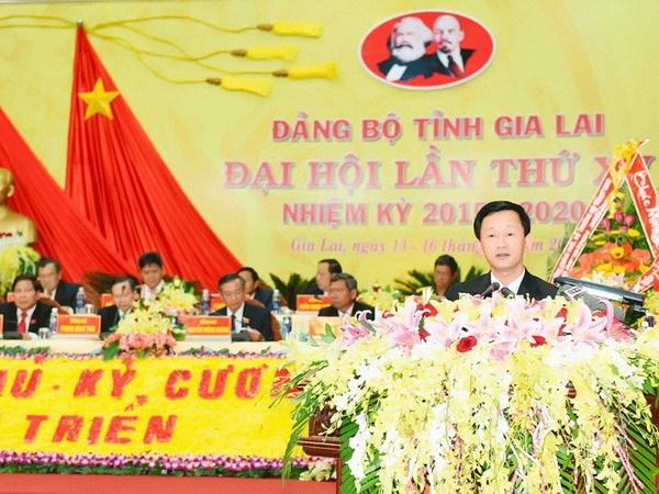 Danh sach 61 Bi thu Tinh uy, Thanh uy nhiem ky 2015-2020 hinh anh 19