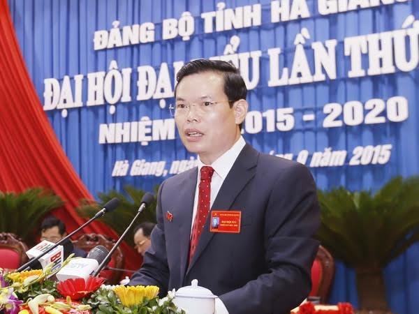 Danh sach 61 Bi thu Tinh uy, Thanh uy nhiem ky 2015-2020 hinh anh 20
