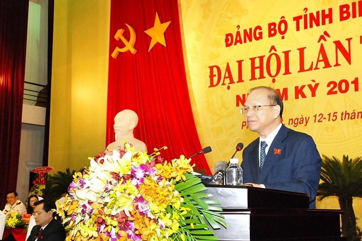 Danh sach 61 Bi thu Tinh uy, Thanh uy nhiem ky 2015-2020 hinh anh 11