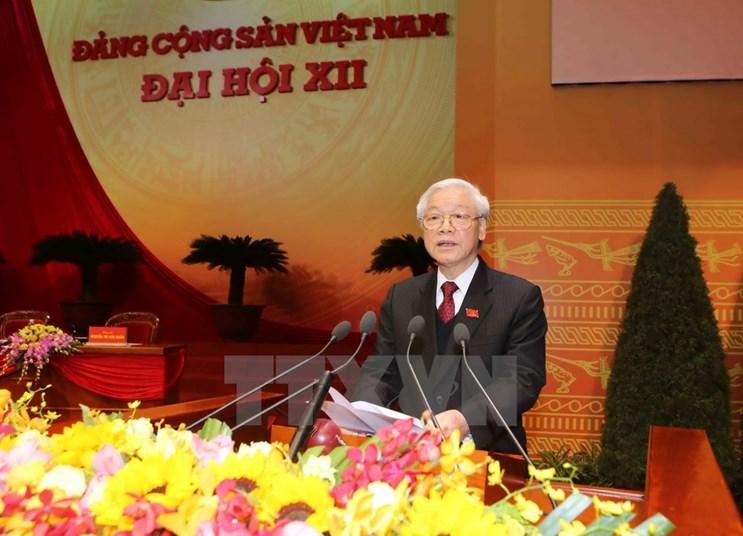 Su kien trong nuoc tuan 25-31/1: Tong Bi thu Nguyen Phu Trong tai cu hinh anh 1