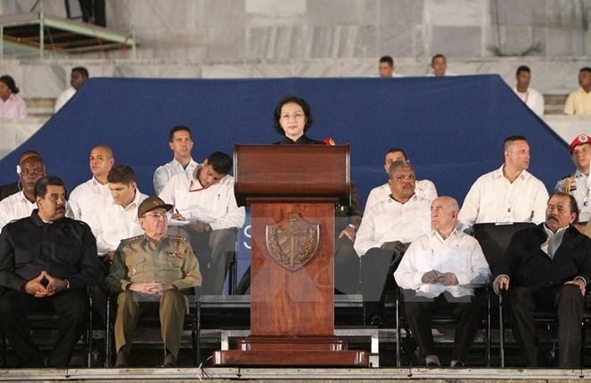 Su kien trong nuoc 28/11-4/12: UNESCO vinh danh Tin nguong tho Mau hinh anh 1