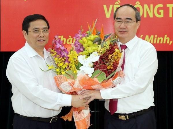 Su kien trong nuoc 8-14/5: Thanh uy TP Ho Chi Minh co tan Bi thu hinh anh 1