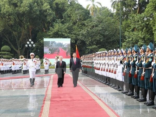 Su kien trong nuoc 6-12/11: Hoi nghi APEC thong qua Tuyen bo Da Nang hinh anh 3