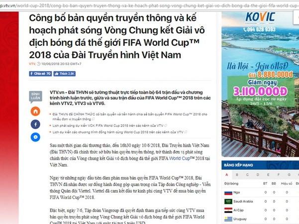 Thuong vu ban quyen phat song World Cup 2018: Dang sau phut 89 gay can hinh anh 2