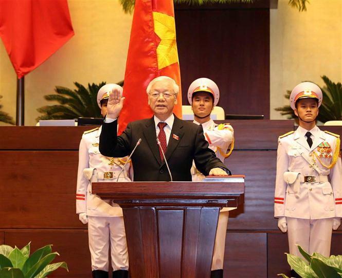10 su kien doi ngoai noi bat cua Viet Nam trong nam 2018 hinh anh 1