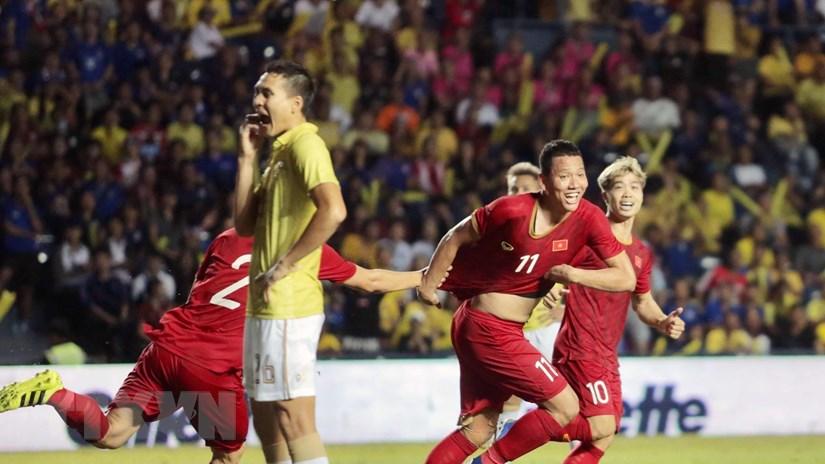 Anh Đức chia sẻ về bàn thắng vào lưới đội tuyển Thái Lan