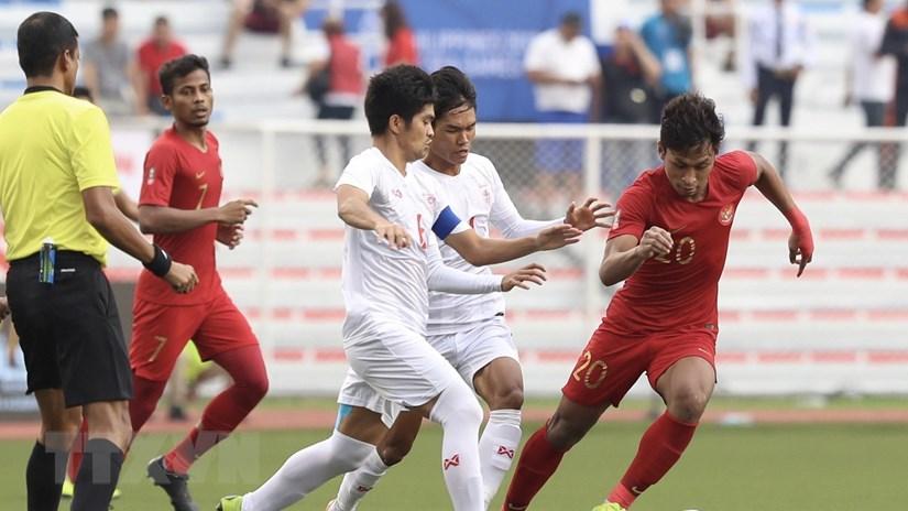 U22 Indonesia vào chung kết sau 120 phút kịch tính trước U22 Myanmar - 2