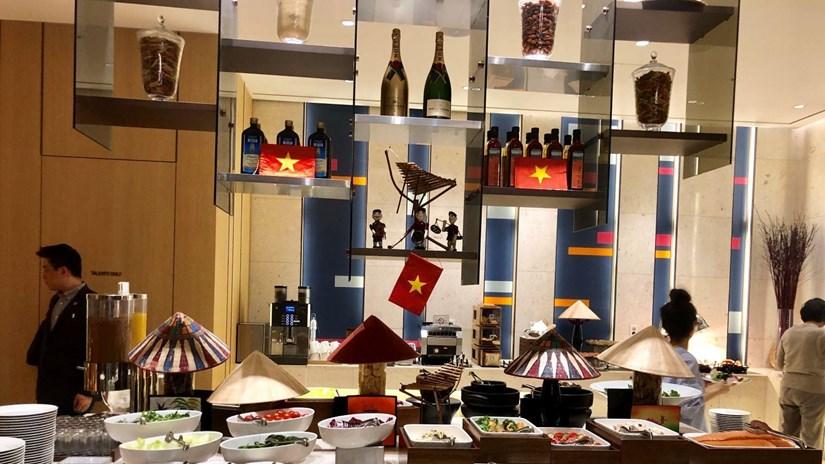 Quốc hồn quốc túy Việt Nam được quảng bá Tuần ẩm thực tại Hàn Quốc