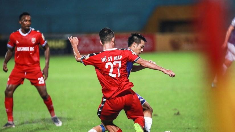 V-League 2019: Hà Nội giành trọn 3 điểm trên sân nhà trước Bình Dương