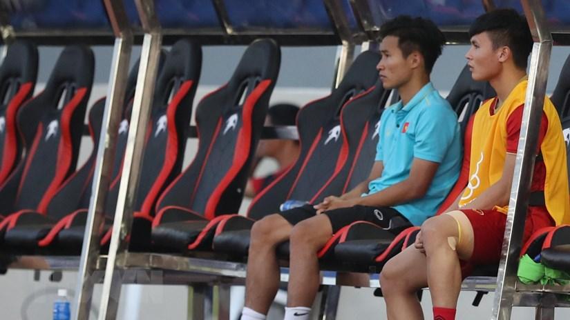 Huấn luyện viên Park Hang-seo trách báo chí đưa tin sai về Quang Hải
