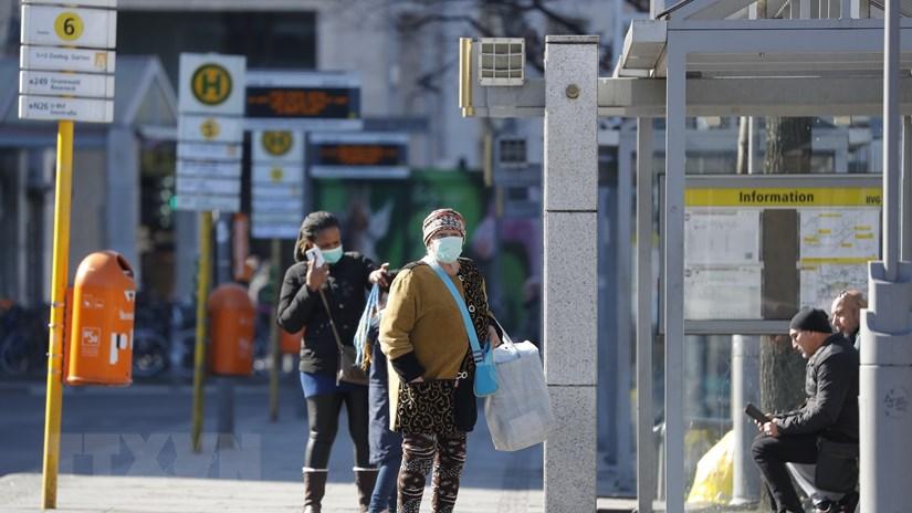 Đức ghi nhận hơn 37.323 ca nhiễm Covid-19