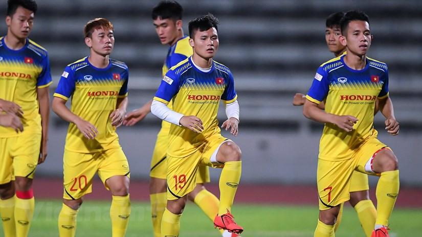 Lịch trực tiếp: Việt Nam đá chung kết King's Cup với Curacao