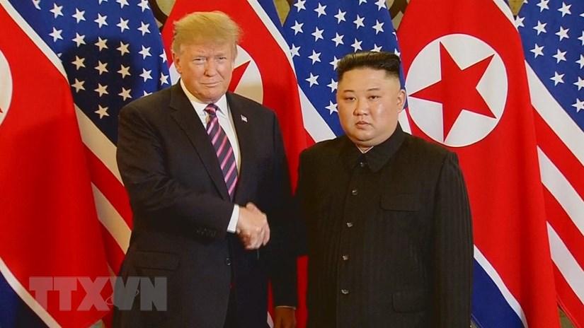 Tổng thống Trump nhận bức thư nồng ấm từ nhà lãnh đạo Kim Jong-un