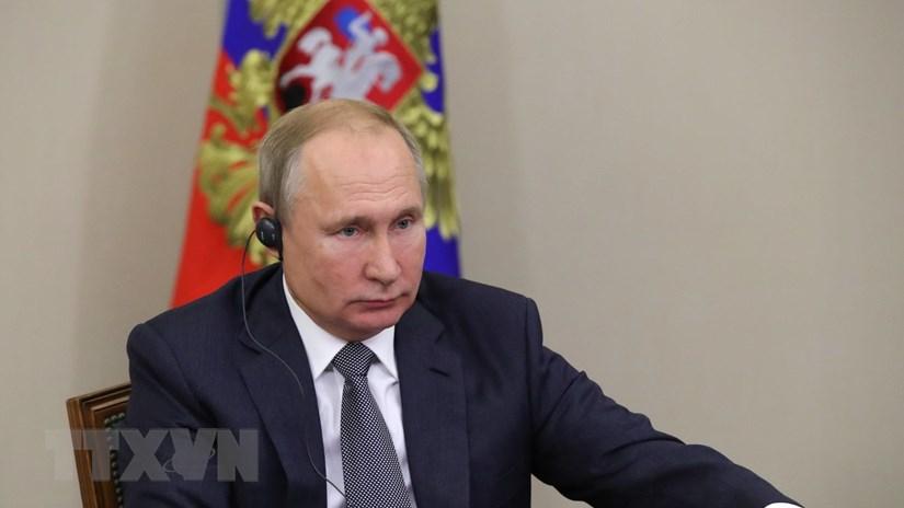 Tổng thống Vladimir Putin: Nga sẵn sàng hợp tác với NATO