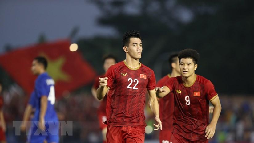 U22 Việt Nam giải mã 'hiện tượng' U22 Campuchia