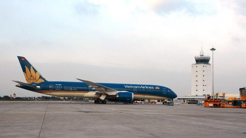 Vietnam Airlines lên tiếng về máy bay gặp sự cố lốp ở Tân Sơn Nhất