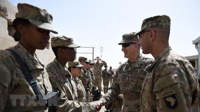Đức lo ngại hậu quả của việc rút quân sớm khỏi Afghanistan