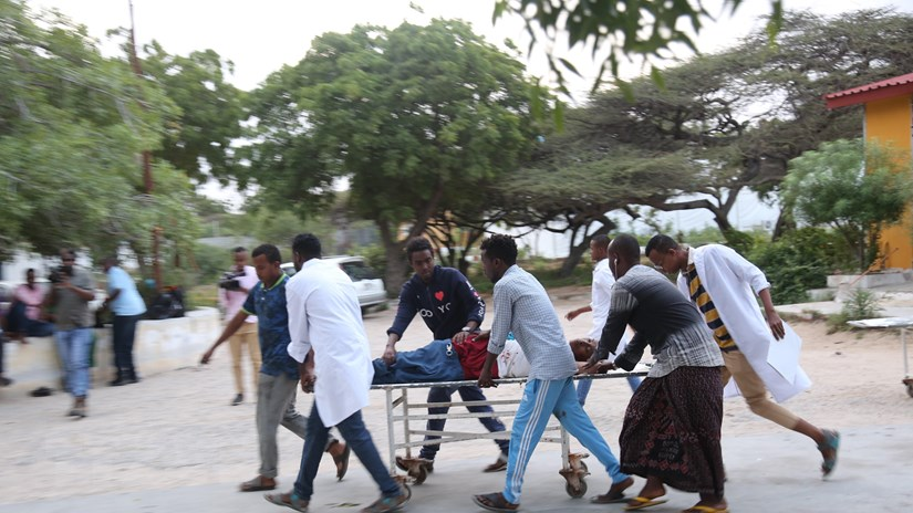 Somalia: Đánh bom xe tại thủ đô Mogadishu khiến 6 người thương vong