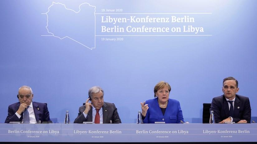 Quốc tế nhất trí về một giải pháp chính trị toàn diện tại Libya