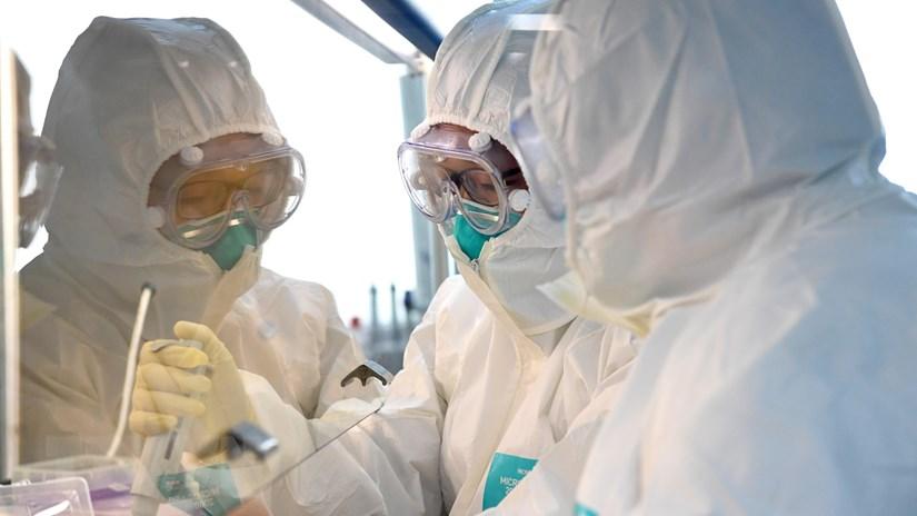 Phát hiện virus SARS-CoV-2 có trong nước mắt của bệnh nhân