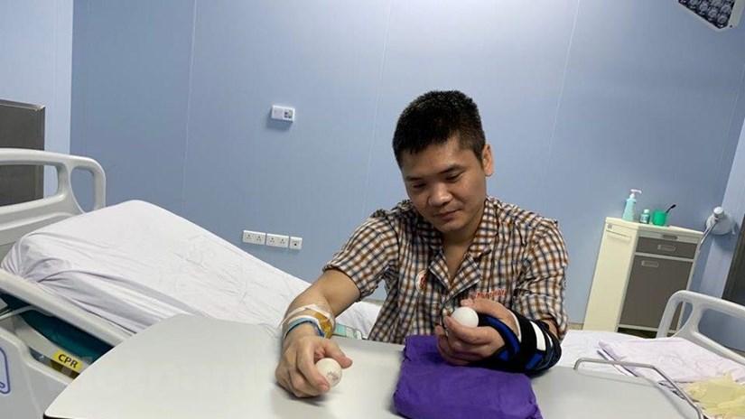 Ca ghép chi thể đầu tiên trên thế giới lấy từ người cho sống