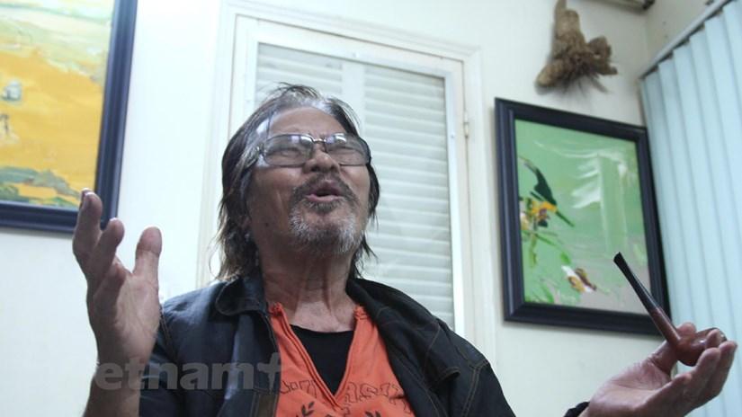 Nhà thơ Phan Vũ của 'Em ơi, Hà Nội phố' giã biệt cuộc sống