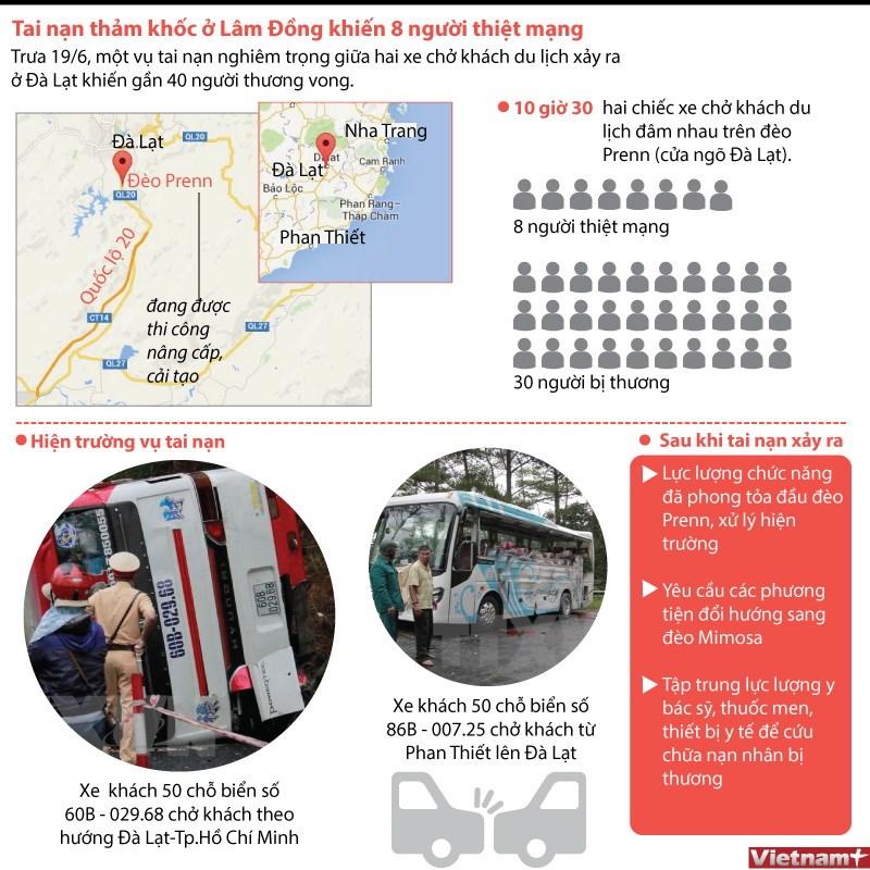 [Infographics] Tai nan tham khoc tai deo Prenn lam 8 nguoi chet hinh anh 1