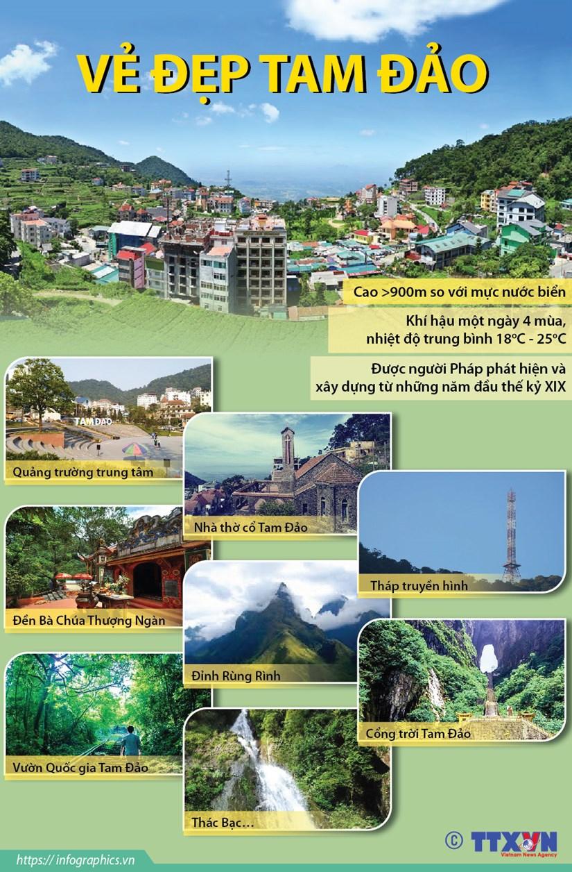 [Infographics] Khung canh nen tho, hung vi va huyen ao cua Tam Dao hinh anh 1