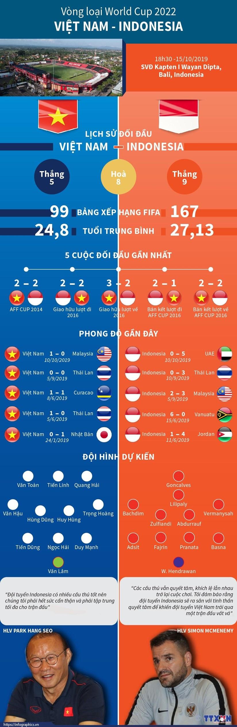 Indonesia-Viet Nam: Co hoi lon cho thay tro HLV Park Hang-seo hinh anh 1