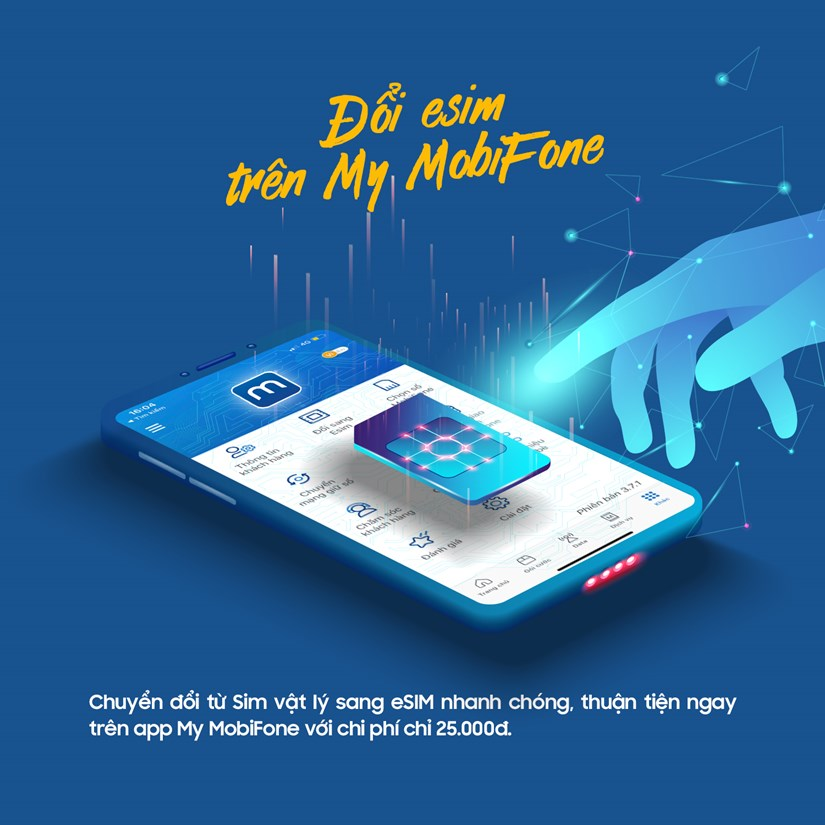 [Infographics] Ngoi nha thao tac moi giao dich cung MobiFone hinh anh 3