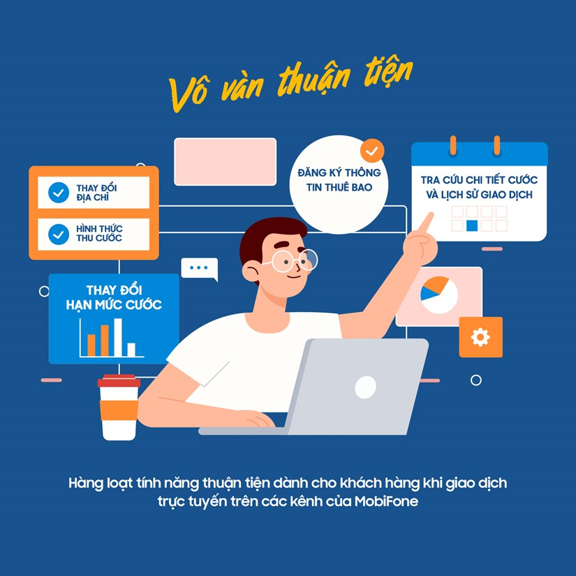 [Infographics] Ngoi nha thao tac moi giao dich cung MobiFone hinh anh 6