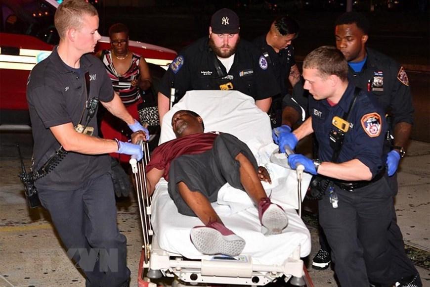 [ẢNH] Mỹ: Xả súng tại sự kiện ngoài trời khiến 12 người thương vong - 2