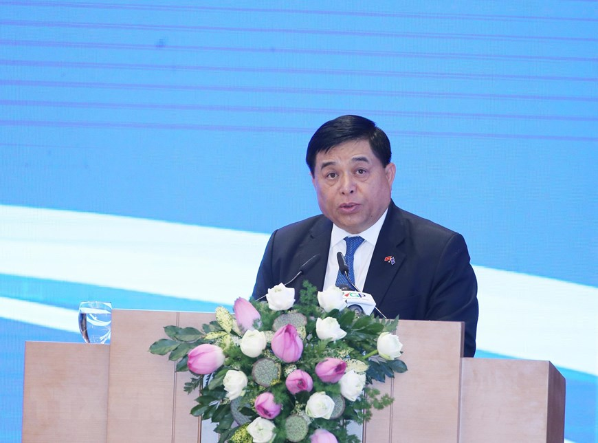 Hình ảnh Lễ ký EVFTA và EVIPA giữa Việt Nam và Liên minh châu Âu - 6