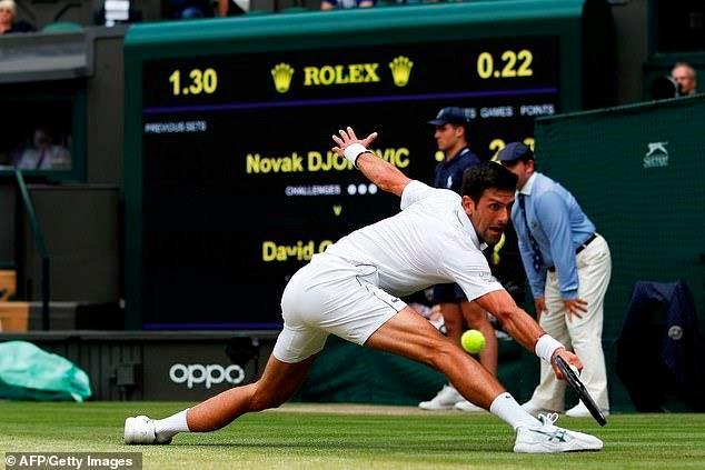 Federer 'đại chiến' Nadal, Djokovic thắng tốc hành - 10