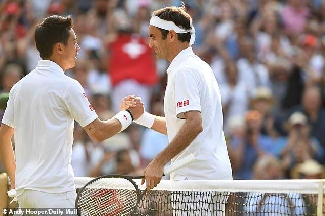 Federer 'đại chiến' Nadal, Djokovic thắng tốc hành - 1