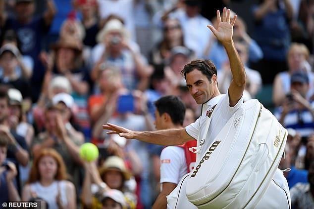 Federer 'đại chiến' Nadal, Djokovic thắng tốc hành - 3