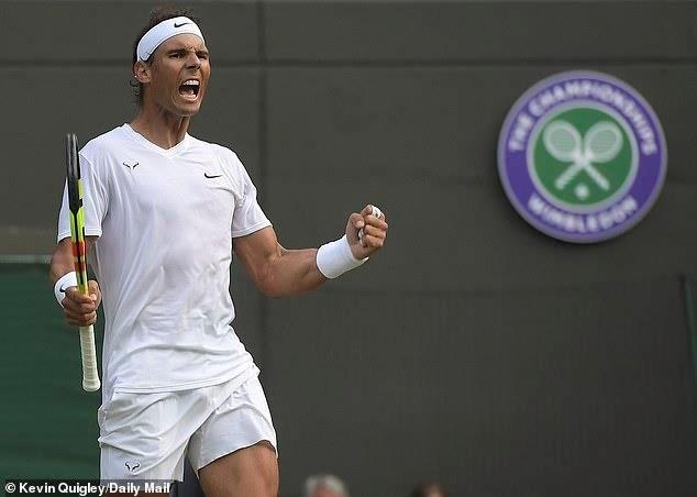 Federer 'đại chiến' Nadal, Djokovic thắng tốc hành - 6