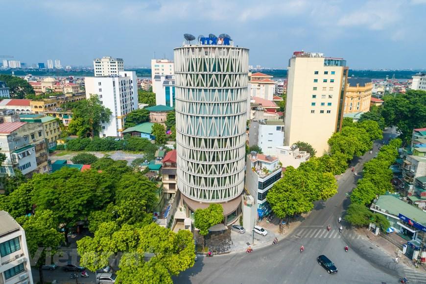 [ẢNH] Toàn cảnh Trung tâm Truyền hình Thông tấn xã Việt Nam