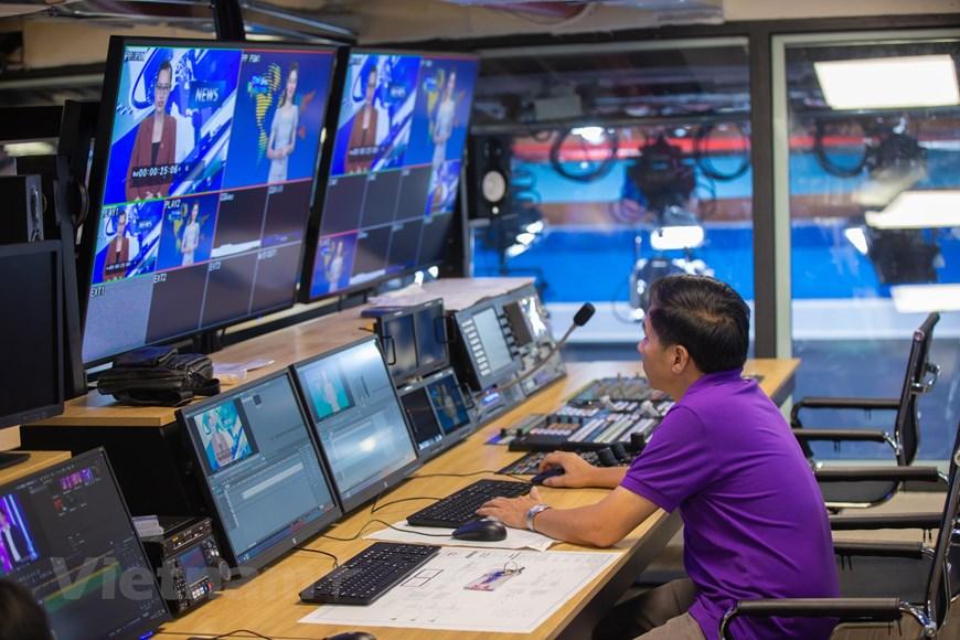 [ẢNH] Toàn cảnh Trung tâm Truyền hình Thông tấn xã Việt Nam - 10