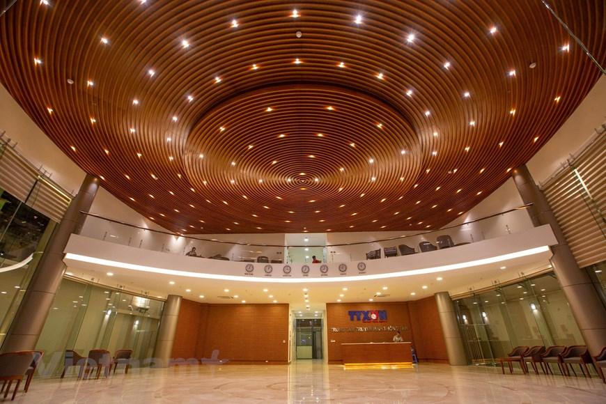 [ẢNH] Toàn cảnh Trung tâm Truyền hình Thông tấn xã Việt Nam - 6
