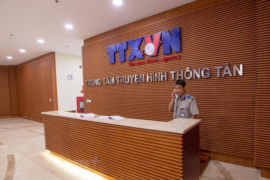 [ẢNH] Toàn cảnh Trung tâm Truyền hình Thông tấn xã Việt Nam - 8