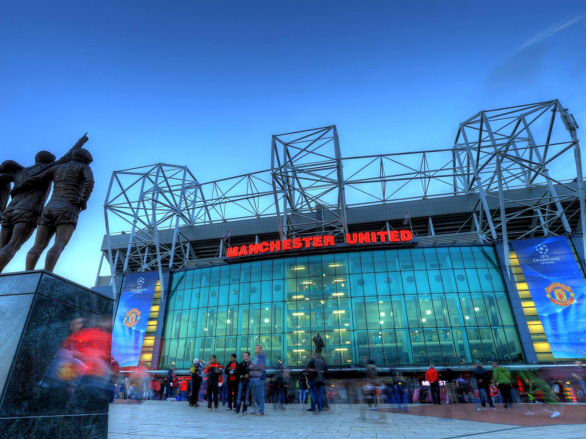 Doanh thu của Manchester United tăng cao nhờ Champions League   Bóng đá    Vietnam+ (VietnamPlus)