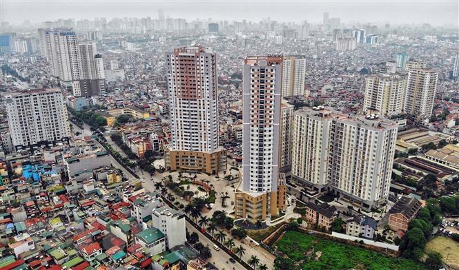 Lãi suất vay mua nhà hợp lý 'hâm nóng' thị trường bất động sản | Bất động  sản | Vietnam+ (VietnamPlus)