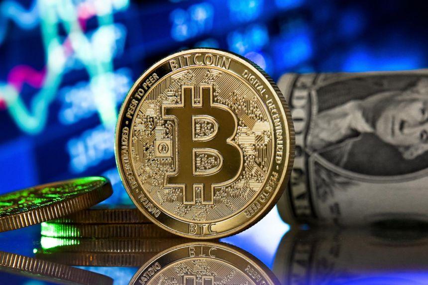 Đồng tiền điện tử Bitcoin lần đầu tiên vượt ngưỡng 49.000 USD | Tài chính |  Vietnam+ (VietnamPlus)