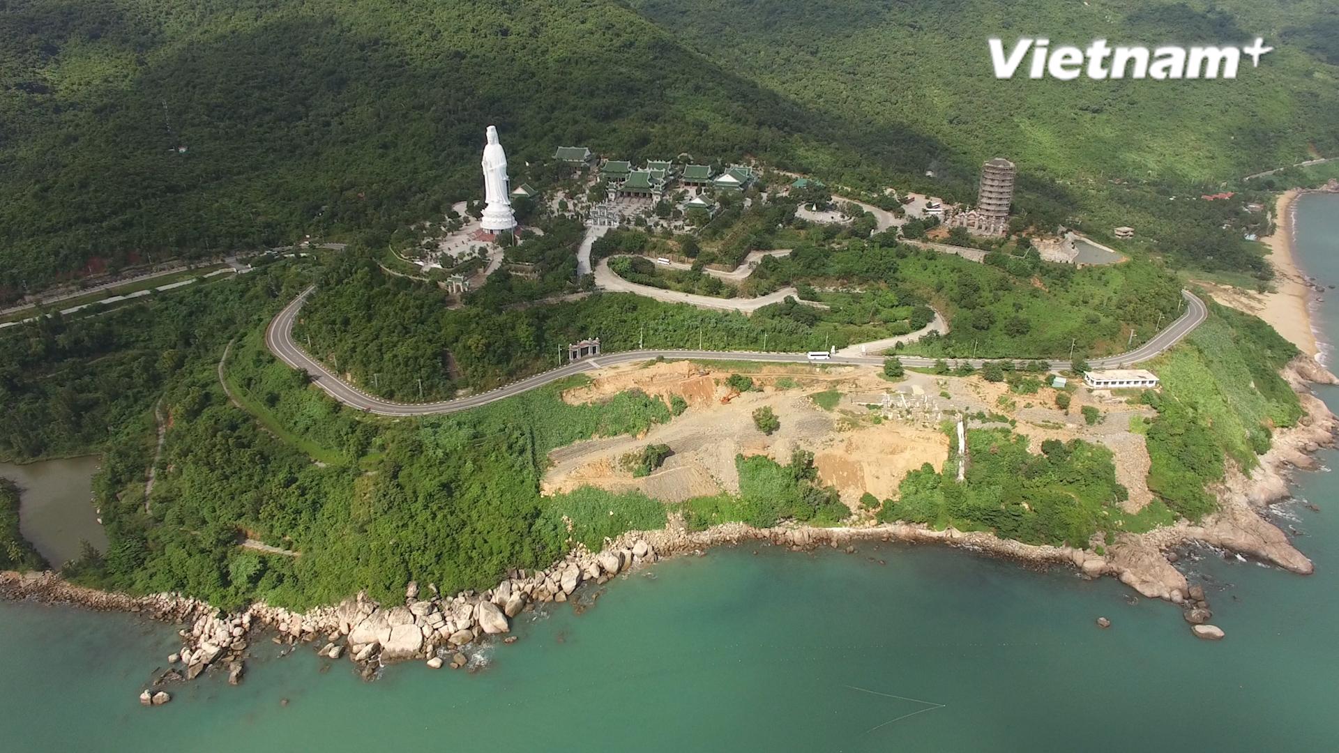 Kết quả hình ảnh cho Chùa Linh Ứng Bãi Bụt – Bán đảo Sơn Trà