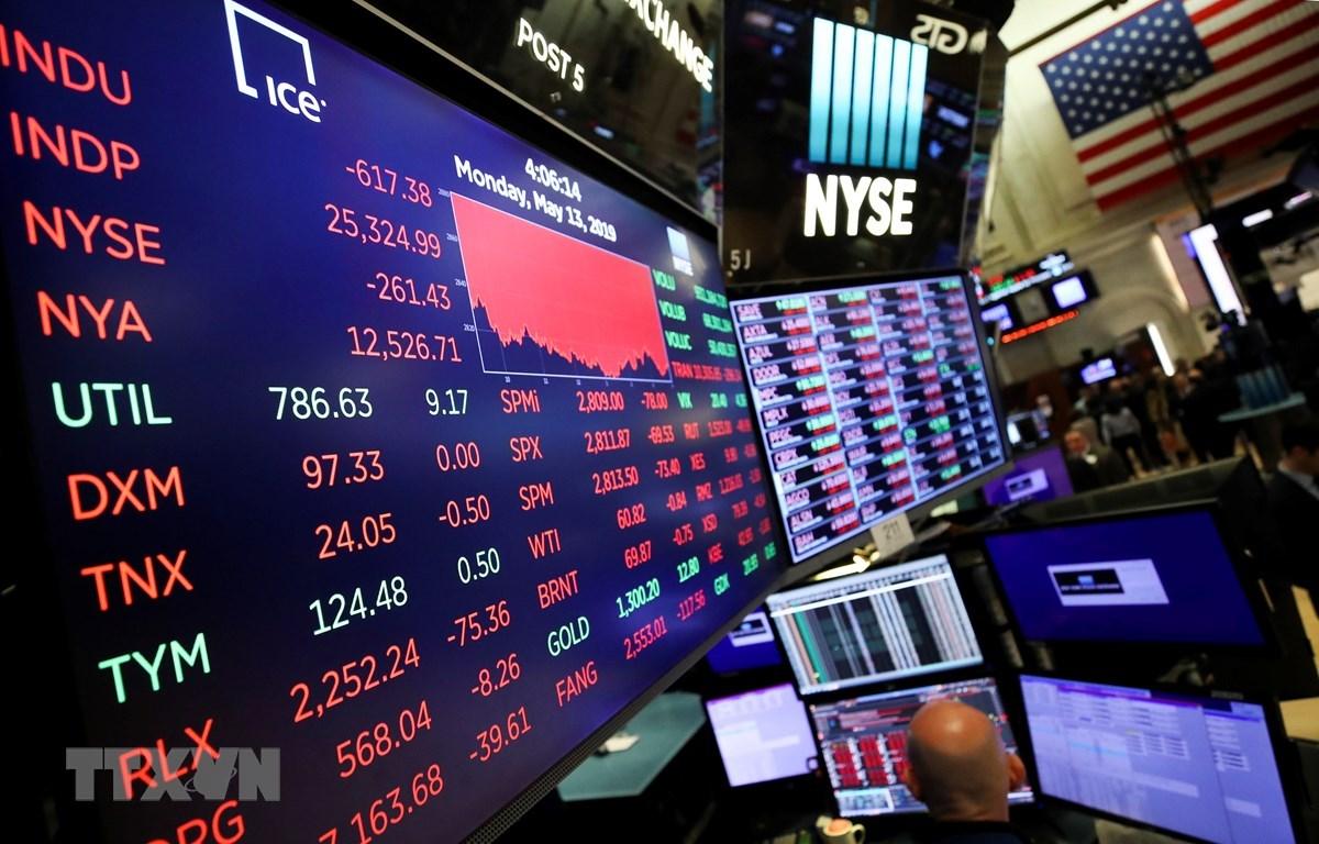 Thị trường chứng khoán châu Âu khởi động năm 2021 trong sắc xanh   Chứng  khoán   Vietnam+ (VietnamPlus)