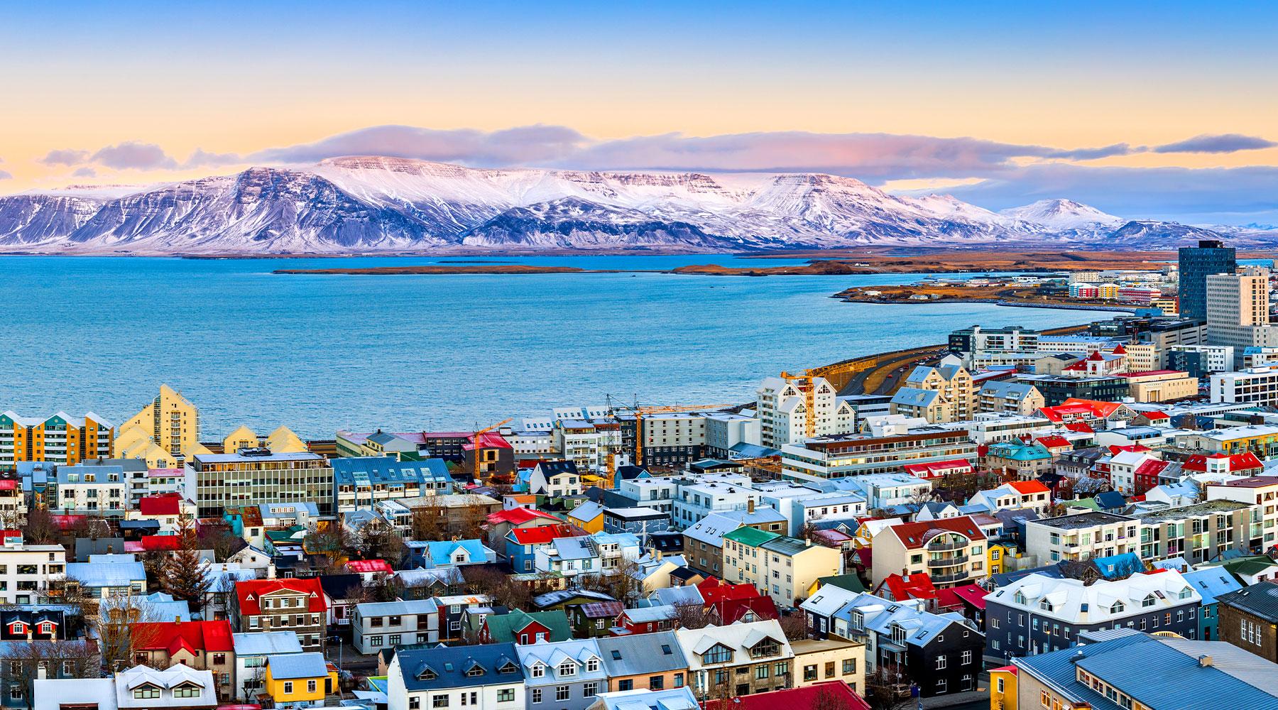 Iceland mất 750 km2 diện tích sông băng trong 20 năm qua   Môi trường    Vietnam+ (VietnamPlus)