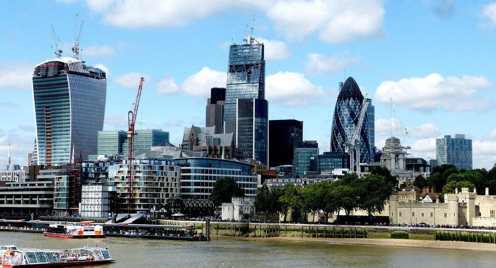 Trung tâm tài chính London đứng trước nhiều sóng gió   Tài chính   Vietnam+  (VietnamPlus)