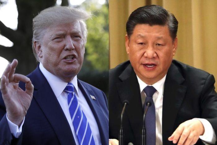 Chủ tịch Trung Quốc Tập Cận Bình điện đàm với Tổng thống Mỹ Trump | Châu Á-TBD | Vietnam+ (VietnamPlus)