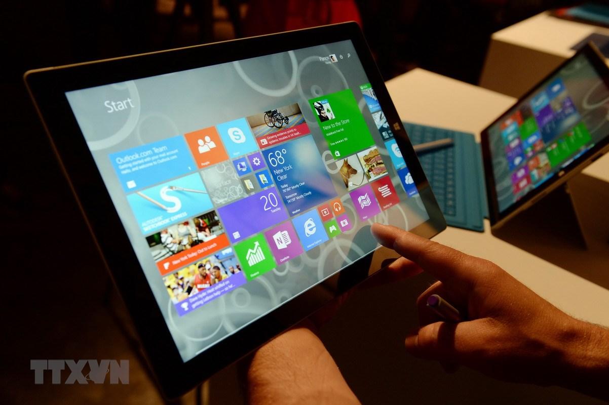 Người dùng Mỹ tạo động lực cho thị trường máy tính bảng toàn cầu   Công  nghệ